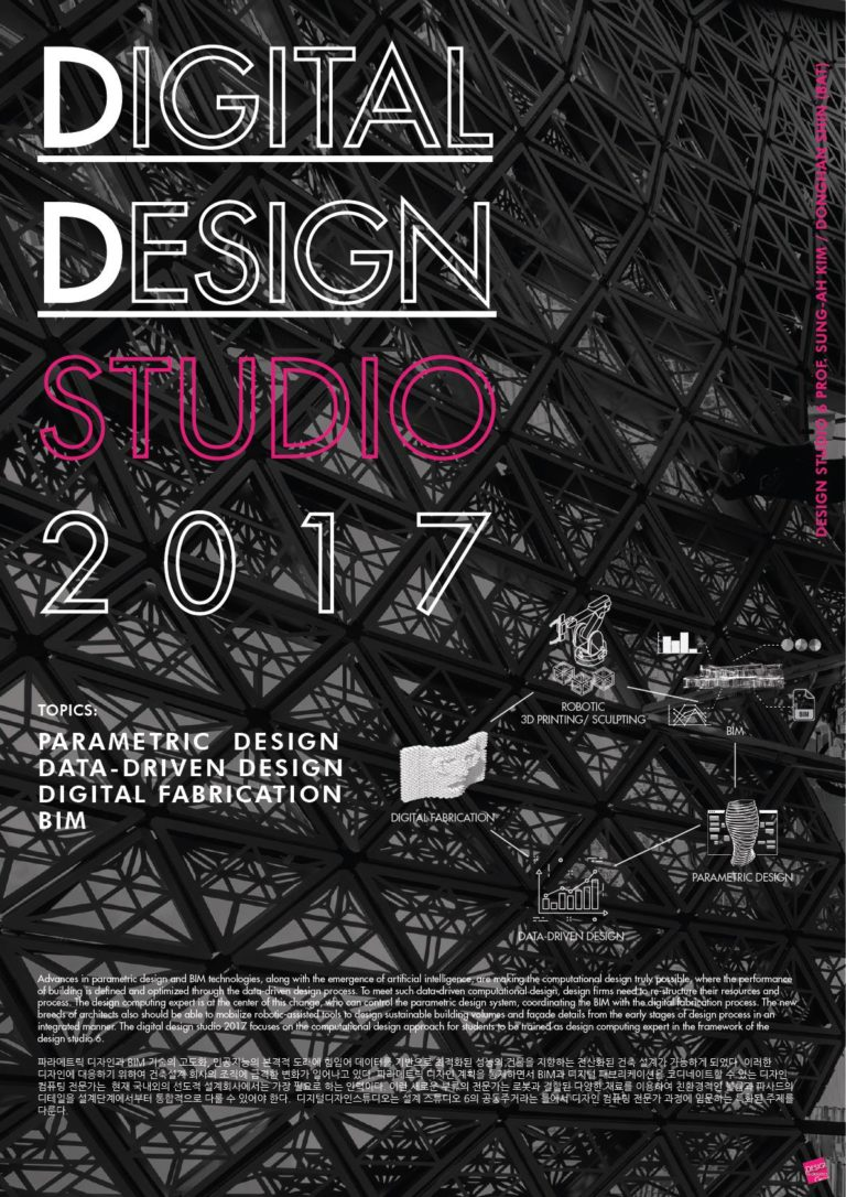DIGITAL DESIGN STUDIO 2017 : Intro